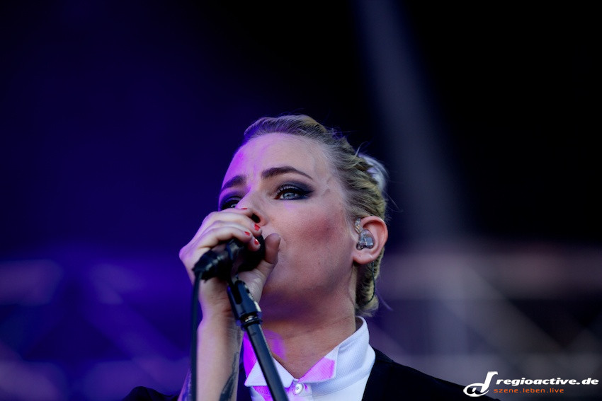 The Sounds (live beim Berlin Festival 2013)